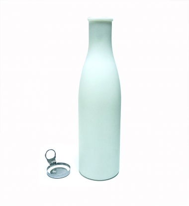 500ml glass water bottle
